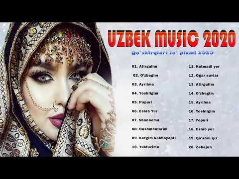 Слушать песню Uzbek Music 2020   Top 50 Bu Hafta O'zbekcha Issiq Qo'shiqlar 2020 1