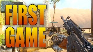 """""""OH BABY A TRIPLE!"""" - Black Ops 3 Multiplayer First Game (LIVE - BO3 Beta Gameplay)"""