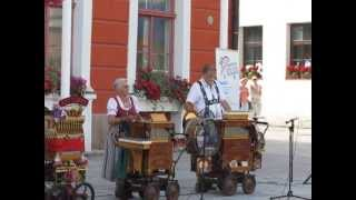 A moment from the Street-Organ Festival Tartu 2013