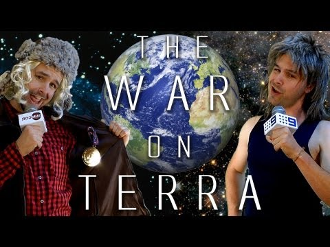The War on Terra - Canada vs Australia [RAP NEWS 17]