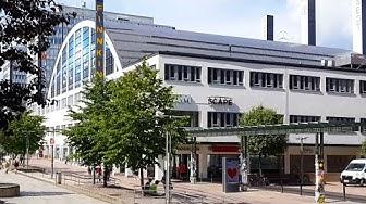 Tennispalatsinaukio, Finnkino Tennispalatsi, Sokos Hotel in Helsinki, Finland