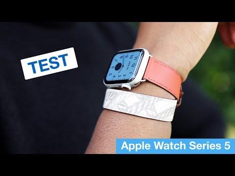 Test De L'Apple Watch Series 5 : Mon Avis Après Un Mois !