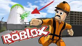 Roblox | NUCLEAR POWER PLANT MELTDOWN! (Roblox Nuclear Power Tycoon)