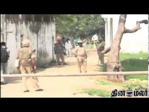 Four killed in fresh violence in UPs Muzaffarnagar district - Dinamalar Oct 31st 2013 News in Video Travel Video