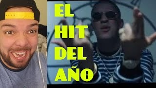 Enrique Iglesias - EL BAÑO FT. BAD BUNNY (VIDEO REACCION)