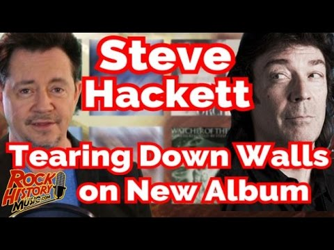 Steve Hackett's New CD Reflects Sharing Of Cultural Ideas by Tearing Down Musical Walls