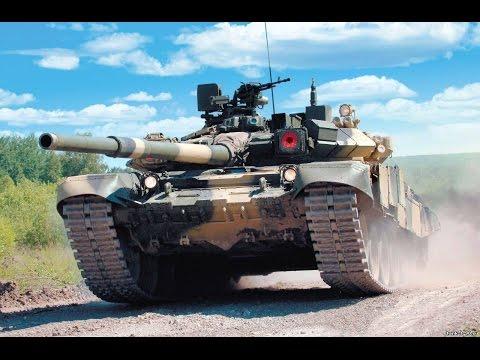 Т-90 характеристики, демонстрация возможностей и средства обороны..