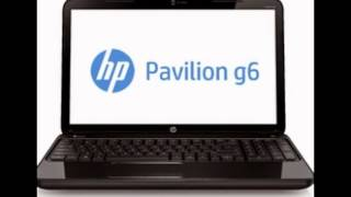 HP Pavilion g6-2055so Drivers for Windows 7