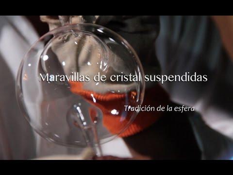 """Cápsula """"Maravillas de cristal suspendidas. La tradición de la esfera"""""""