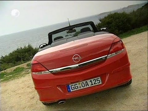 test opel astra h 1 8 twin top youtube. Black Bedroom Furniture Sets. Home Design Ideas