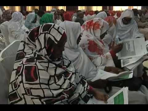 Paul Ndiho -- Sudan Voter Education