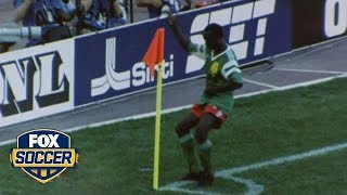 21st Most Memorable Moment in FIFA World Cup history: It