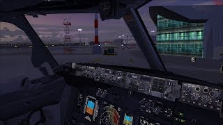 FSX SE VRyanair PMDG 737 NGX | Cagliari - Brindisi - Verona [ Italian Hops ] Vatsim