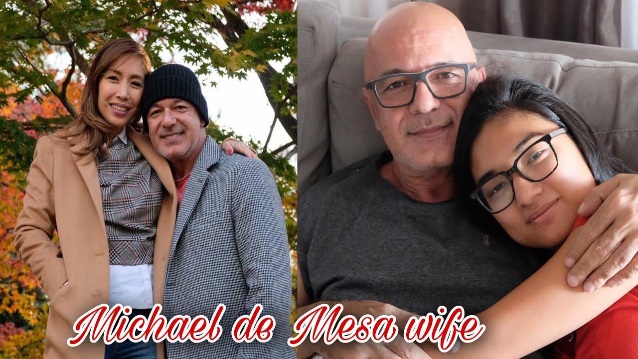 Asawa ni Michael De Mesa kilalanin! | Michael Demesa Children and Family