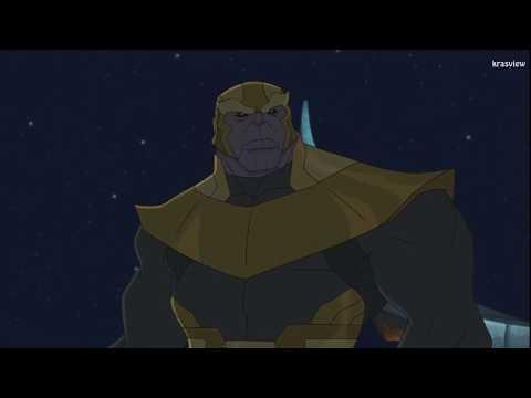 Смотреть команда мстителей мультфильм
