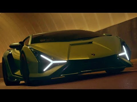 Lamborghini Sián FKP 37 - The Fastest and Most Powerful Lambo Ever