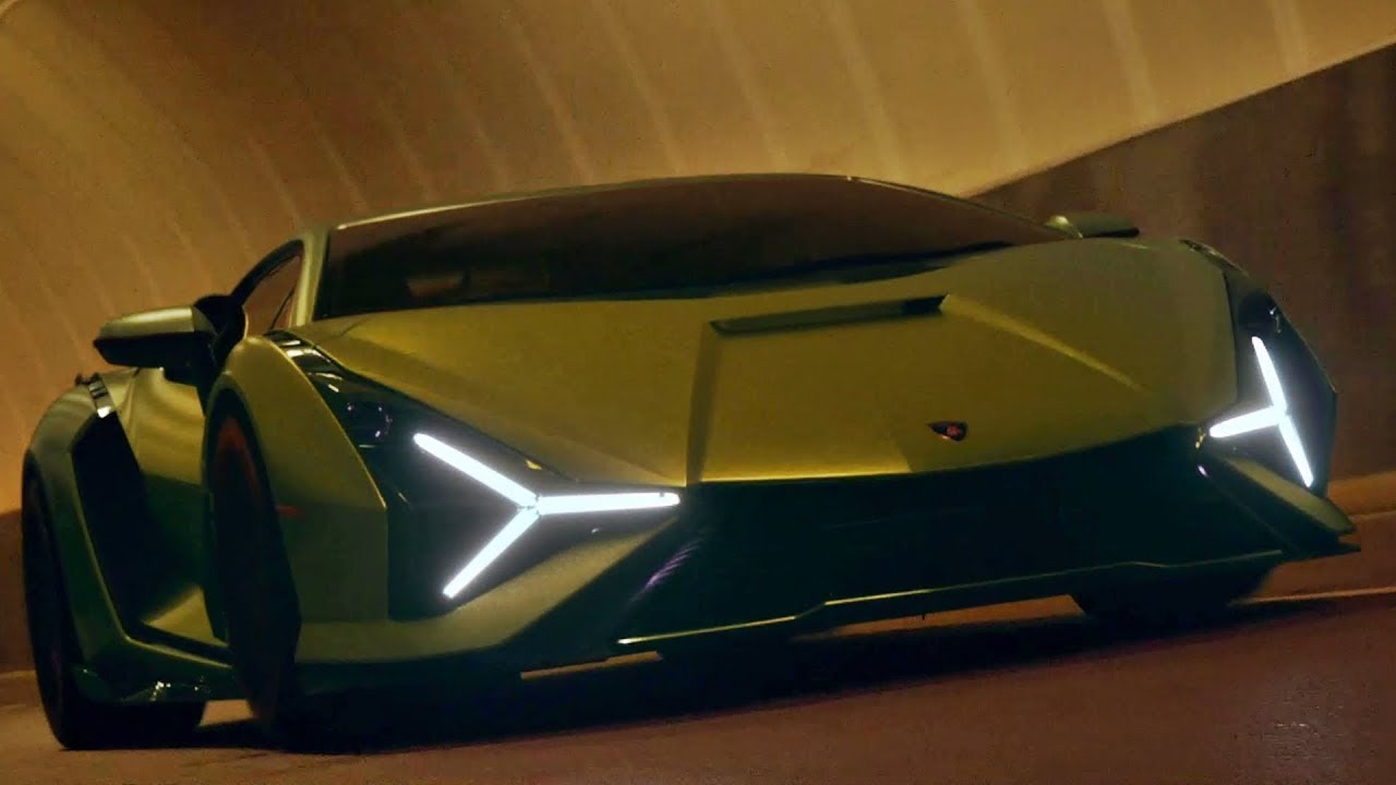 Lamborghini Sián FKP 37 , The Fastest and Most Powerful Lambo Ever