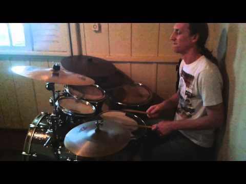 Tita Bittencourt - Rush - The color of right - Drum Cover