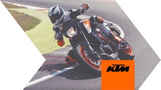 KTM 690 DUKE R - The Strapping Multi-Talent | KTM