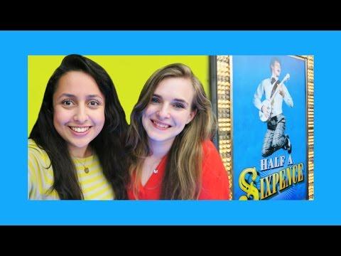 Half A Sixpence The Musical - Vlog 2017