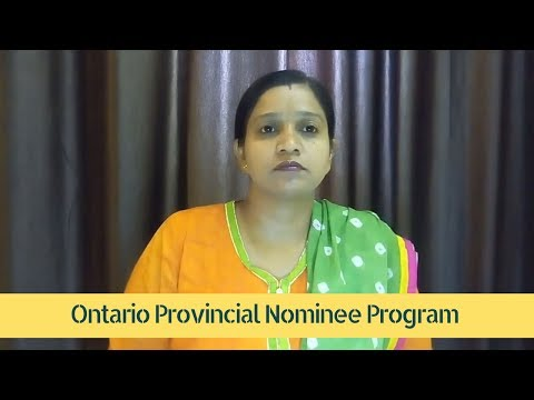Ontario Provincial Nominee Program (PNP) for Canada Immigration: All You Need to Know
