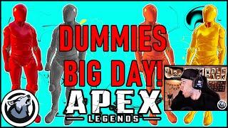 "VISS ""DUMMIES BIG DAY"" APEX LEGENDS SEASON 3"