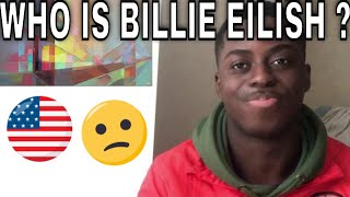 FIRST REACTION TO | Billie Eilish - everything i wanted |  (Audio)