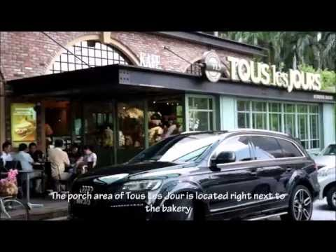 Information Literacy Video Documentary - The Architecture of Tous Les Jour bakery