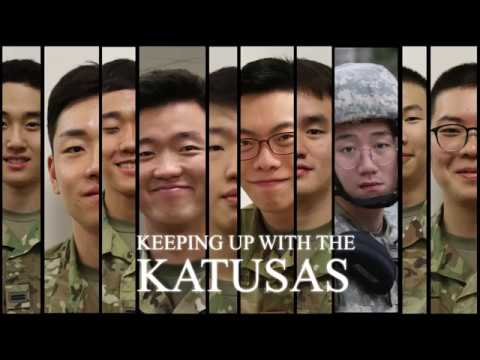 Keeping up with the KATUSAs Ep.1 Hello