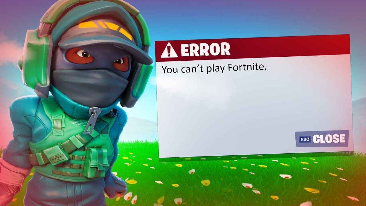Download my fortnite got HACKED?!