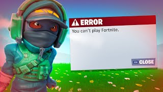 my fortnite got HACKED?!