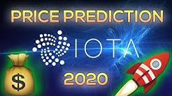 IOTA Price Prediction 2020 & Analysis