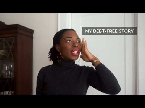 My Debt Story: I Finished Paying Sallie Mae Back!