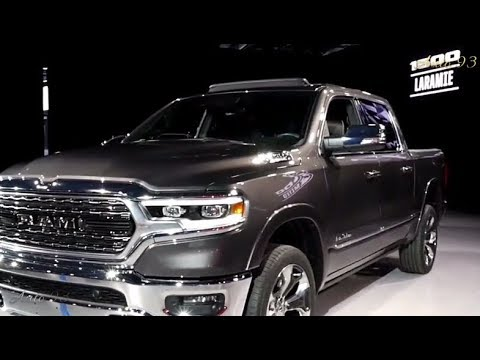 new 2019-2020 dodge ram 1500 laramie top models - youtube