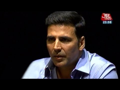 Third Degree: Akshay Kumar