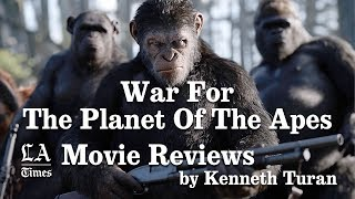 'War for the Planet of the Apes' movie review by Justin Chang | Los Angeles Times