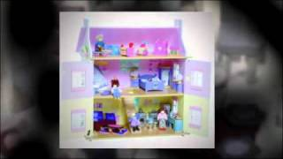 Le Toy Van Dollhouses - Woodentoystore.co.nz