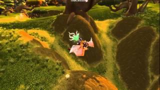 Swift Red Wind Rider  - World of Warcraft Mounts - Templariusze
