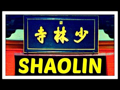 SHAOLIN SCHOOL CHINA