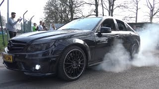 Best Burnouts & Powerslides during Spring Event 2018 Loud!