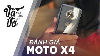 Smartphone cận cao cấp cực đáng mua: Moto X4