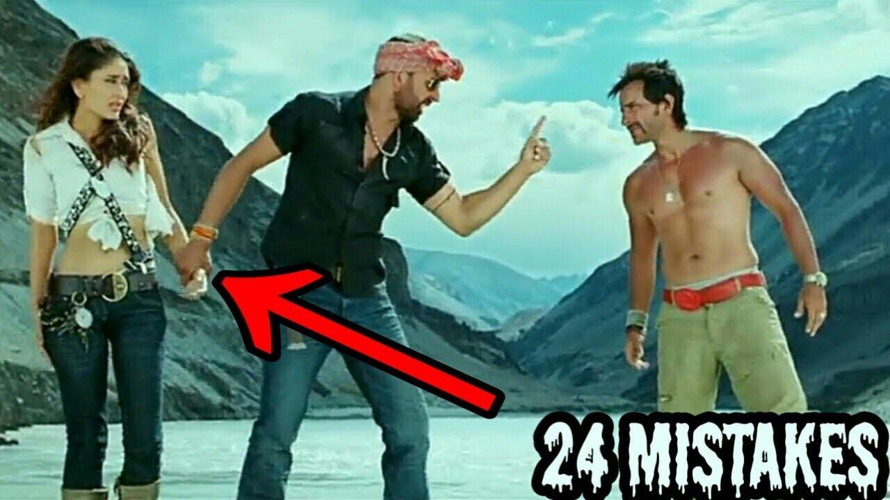 "Download (PWW) Tashan Full Movie Mistakes - Plenty Mistakes In "" TASHAN "" Full Movie | Akshay | Saif | Anil"