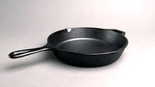 How a LODGE Skillet is made - BRANDMADE.TV