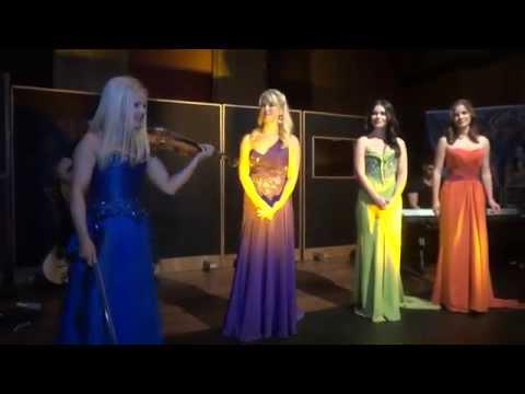 Celtic Woman no Brasil - You Raise Me Up - Coletiva de Imprensa em SP