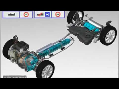 How The Compressed Air Engine Works