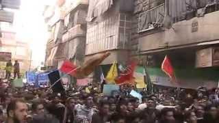 بستان القصر | قاشوش القصر مع نسمة الثورة | حانن للحرية