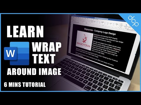 Wrap Text Around Pictures In Word
