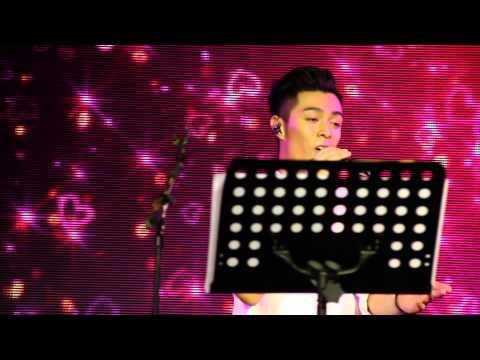 我的宣言@周柏豪新加坡音乐会 #Pakho First 'Live' Mini Concert in singapore #20150510