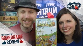 Harvest Board Game Review