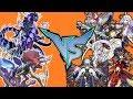 YuGiOh RePlay: Lost World / Dinowrestler / Tyranno / Misc. Dino Duels (September 2019)